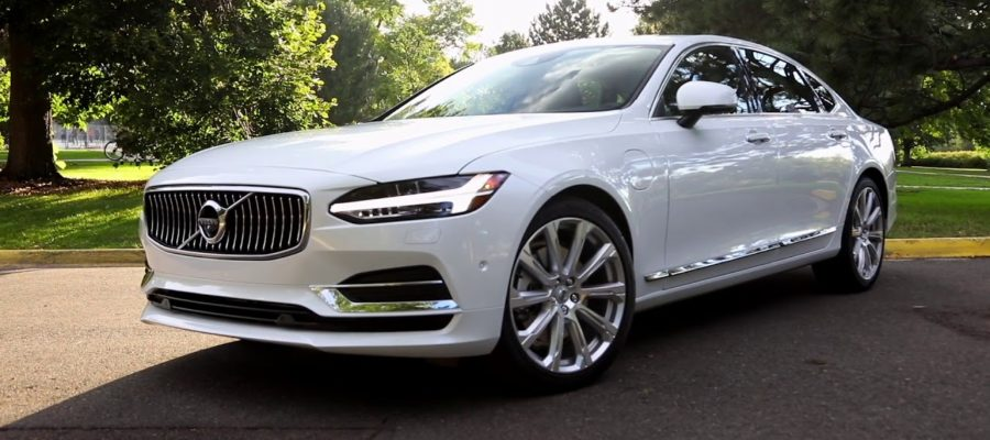 Volvo S90 T8 Test Drive Cars Waterford