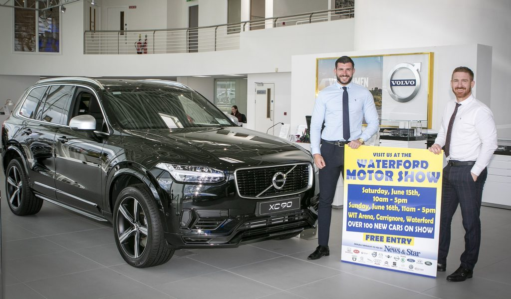 Volvo Cars Waterford - Volvo XC90
